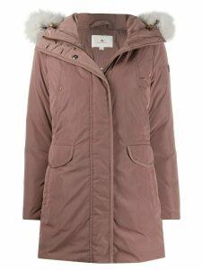 Peuterey Regina padded coat - Brown