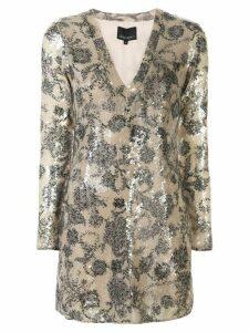 Cynthia Rowley Malia sequin dress - Neutrals