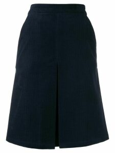 A.P.C. Coco A-line skirt - Blue