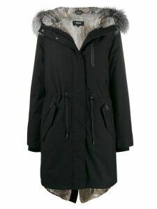 Mackage Rena X parka coat - Black