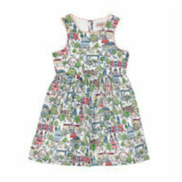 Mini London View Sleeveless Dress