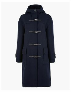 M&S Collection Duffle Coat