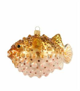Puffer Fish Decoration