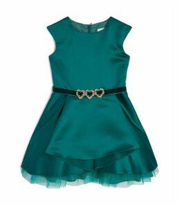 Embellished Party Dress