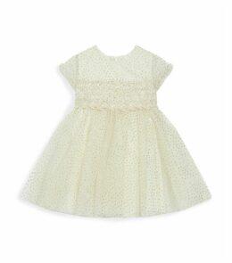 Glitter Dot Dress