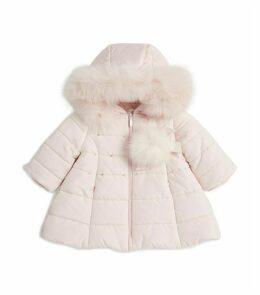 Fur Bobble Coat