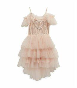 Bedazzle Tutu Dress