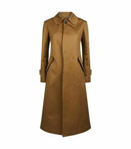 Longline Collared Coat