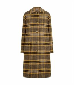 Willa Check Coat