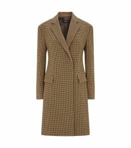 Arton Pied De Poule Coat