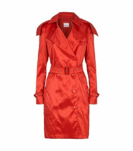 Kensington Heritage Detachable Hood Trench Coat