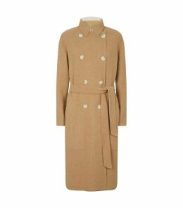 Rach Double-Breasted Trench Coat