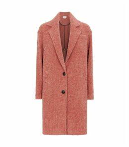 Bouclé Dante Coat