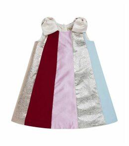 Stripe Trapeze Dress
