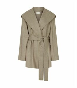 Reyna Cashmere Belted Coat