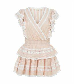 Gwen Tiered Mini Dress