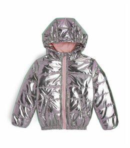 Ganoa Metallic Down Coat