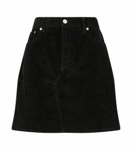 Hayden Corduroy Mini Skirt
