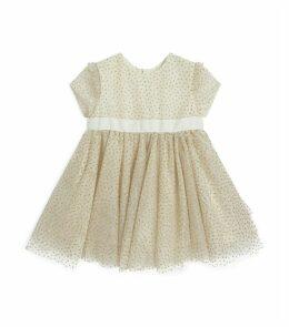 Tulle Glitter Dress