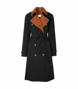 Gabardine Failand Trench Coat