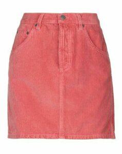 BLUE DE BLEU SKIRTS Mini skirts Women on YOOX.COM