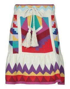 LANEUS SKIRTS Knee length skirts Women on YOOX.COM