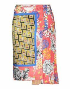 MALÌPARMI SKIRTS Knee length skirts Women on YOOX.COM