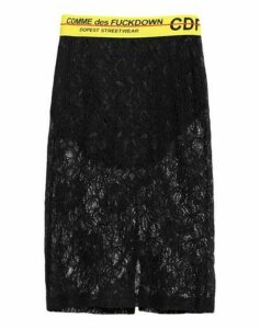 COMME DES FUCKDOWN SKIRTS Knee length skirts Women on YOOX.COM