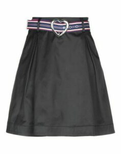 LOVE MOSCHINO SKIRTS Knee length skirts Women on YOOX.COM