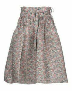 HORROR VACUI SKIRTS Knee length skirts Women on YOOX.COM