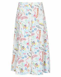 GCDS SKIRTS 3/4 length skirts Women on YOOX.COM