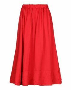 COMME des GARÇONS SKIRTS 3/4 length skirts Women on YOOX.COM