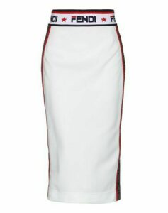 FENDI x FILA SKIRTS 3/4 length skirts Women on YOOX.COM