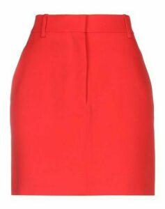 CALVIN KLEIN 205W39NYC SKIRTS Mini skirts Women on YOOX.COM