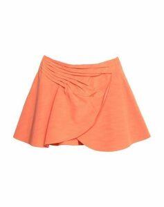 EMPORIO ARMANI SKIRTS Mini skirts Women on YOOX.COM