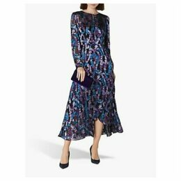 L.K.Bennett Roe Dress, Blue/Multi
