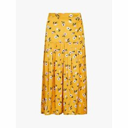 Ghost Sara Skirt, Orange