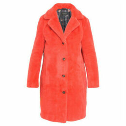 Oakwood  Faux fur coat  women's Coat in Red