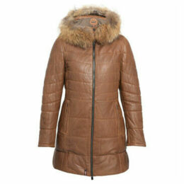 Oakwood  -  women's Coat in Orange