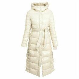 Oakwood  Long down jacket  women's Coat in White