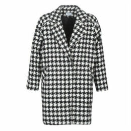 Betty London  LISONI  women's Coat in Black