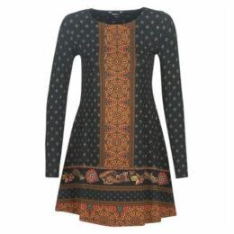 Desigual  CAMILLE  women's Dress in Multicolour