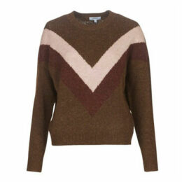 Only  ONLFCORA  women's Sweater in Brown