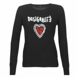 Desigual  QUITO  women's Sweater in Black