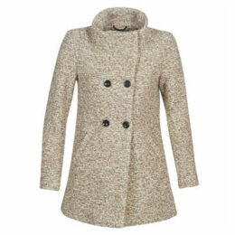 Only  ONLSOPHIA  women's Coat in Beige