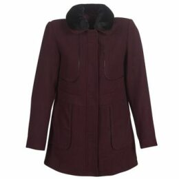 Betty London  LAURA  women's Coat in Red