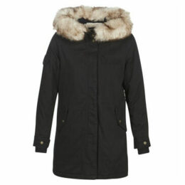 Only  ONLMAY  women's Parka in Black