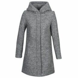 Vila  VICANIA  women's Coat in Grey