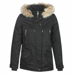 Vero Moda  VMSCARLET  women's Parka in Black