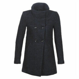 Only  ONLSOPHIA  women's Coat in Blue
